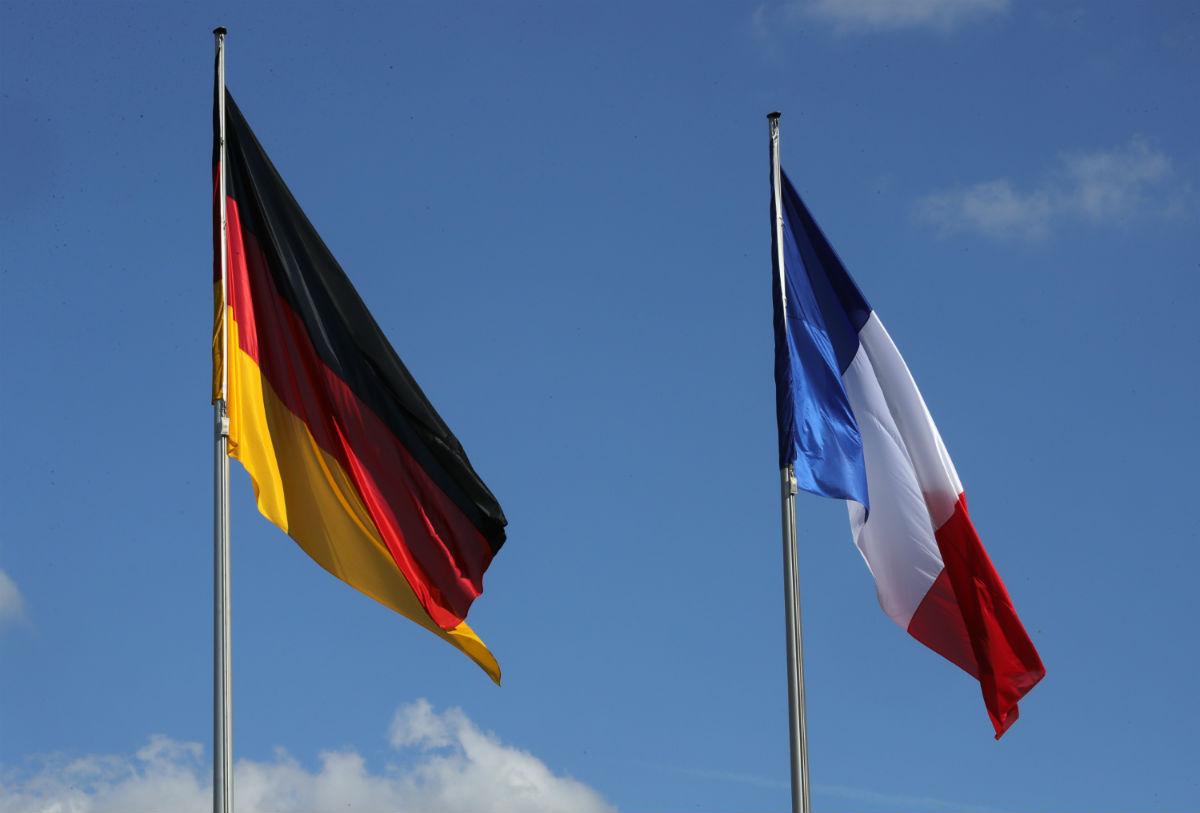 Perancis-Jerman Bangun Pabrik Pesawat Tempur Baru