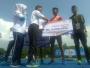 HUT TNI AU di Malang: Atlit Yonif Mekanis Raider 411 Kostrad Juara II Lomba Lari