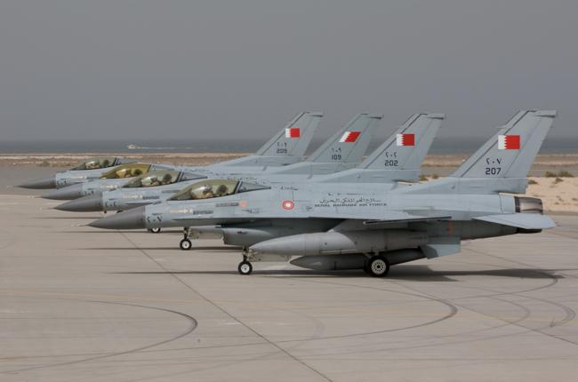 Bahrain Gelontorkan 1 Miliar Dolar untuk F-16 Viper