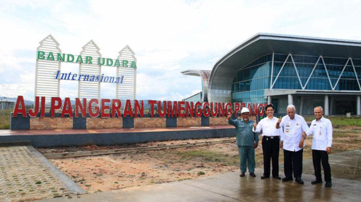 Bandara APT Pranoto Akan Dibuka Mulai Rabu Depan
