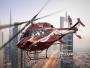 Akademi Penerbangan UEA Beli Dua Helikopter Bell 429