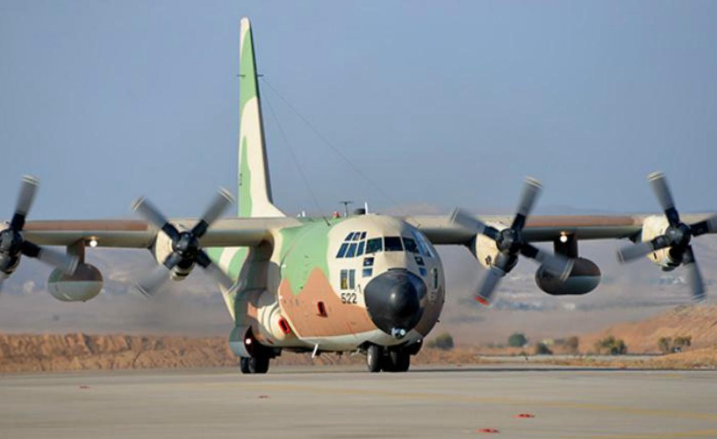 Israel Modifikasi Armada C-130 Hercules Mereka