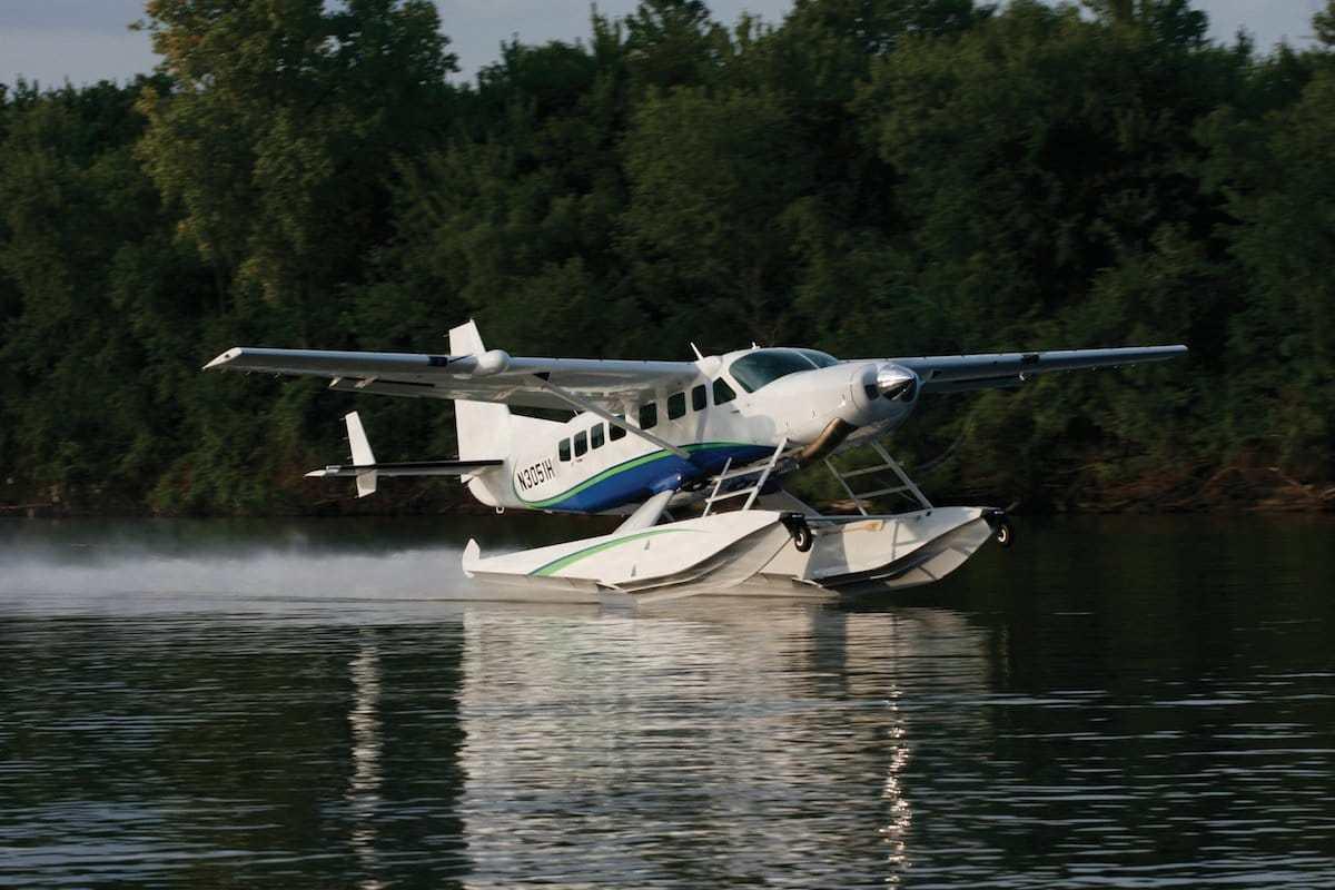 Jajaki Pendidikan Pilot Pesawat Amfibi, STPI Kirim 4 Instruktur Penerbang ke Selandia Baru
