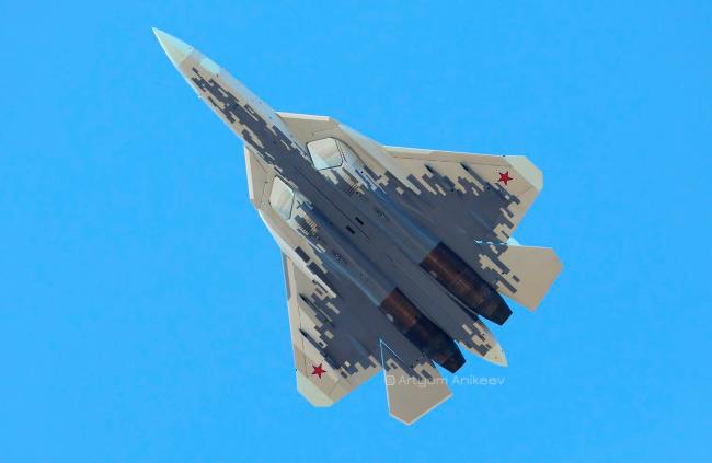 Rusia Akan Tampilkan Su-57E dan Il-112VE di Pameran Kedirgantaraan MAKS-2019