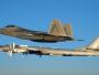 F-22 Raptor Usir Tu-95 Bear dari Lepas Pantai Alaska