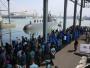 Komando Armada II TNI AL Sambut Kedatangan Kapal Selam Terbaru KRI Ardadedali - 404