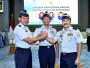 Mantan Mission Commander Tim Aerobatik Jupiters Dilantik Menjadi Kadispenau