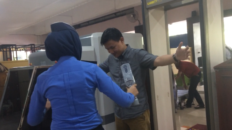 Dirjen Hubud Instruksikan Perketat Pengamanan di Seluruh Bandar Udara di Indonesia