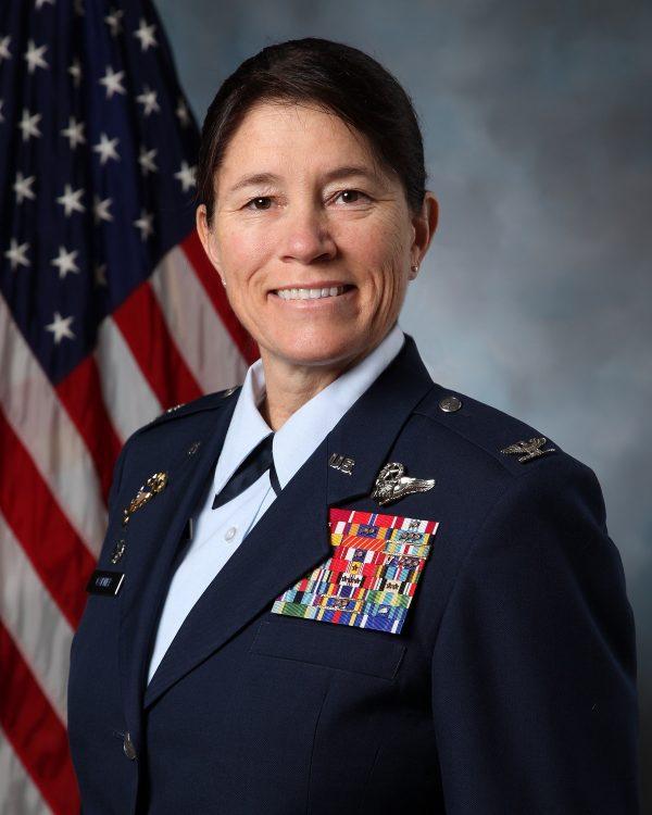 Pasukan Khusus USAF Akan Miliki Jenderal Wanita untuk Pertama Kali