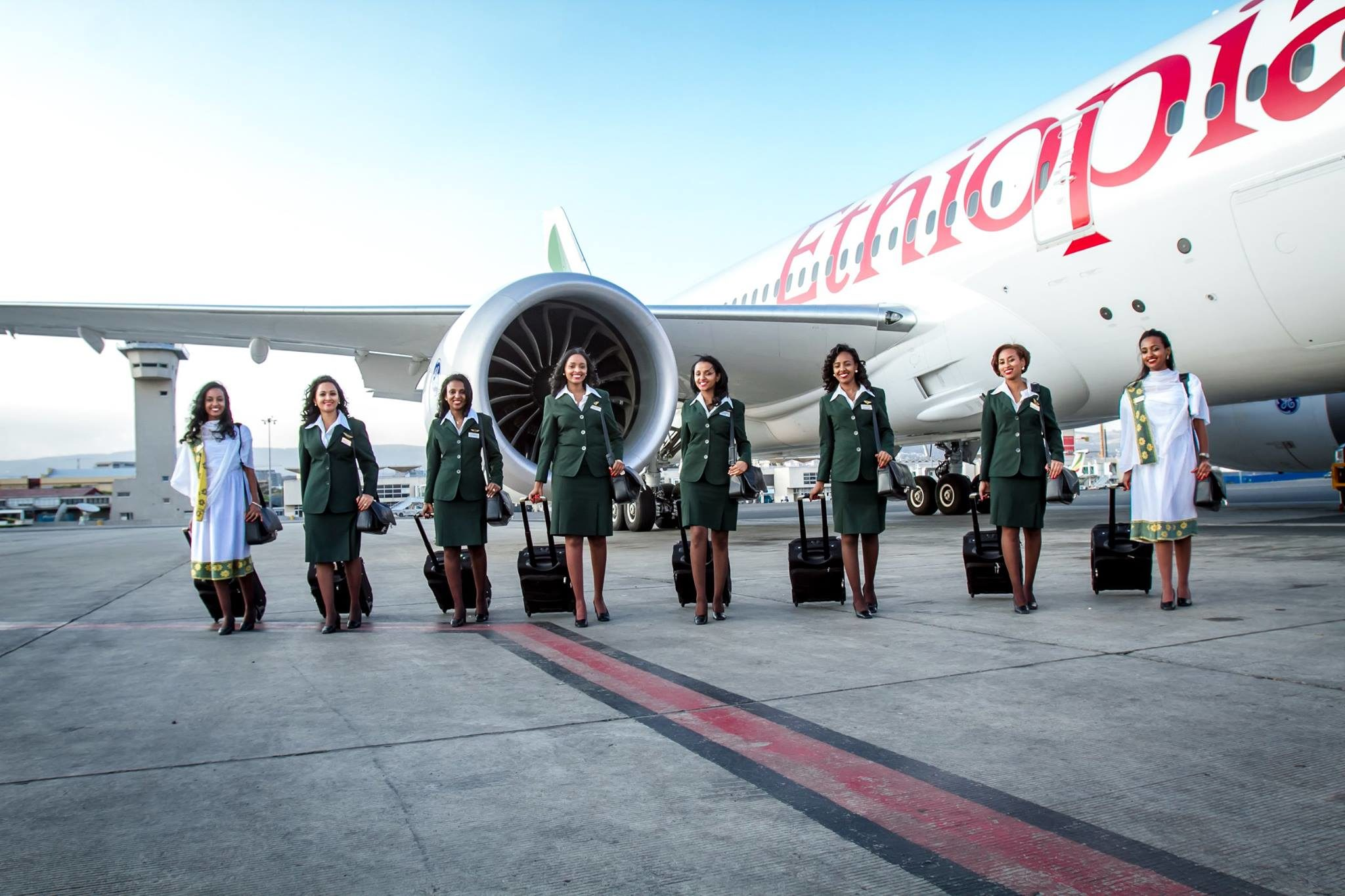 Ethiopian Airlines Yakin Buka Penerbangan ke Jakarta