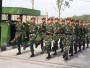 Intip Taruna Akmil Tingkat IV OJT di Yonif Mekanis Raider 413/Bremoro Kostrad
