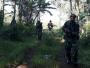 Intip Yonif Mekanis Raider 413Kostrad Kala Jalani Latihan Taktis Peleton