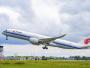 Unit Pertama A350-900 Pesanan Air China Mengudara Perdana di Toulouse