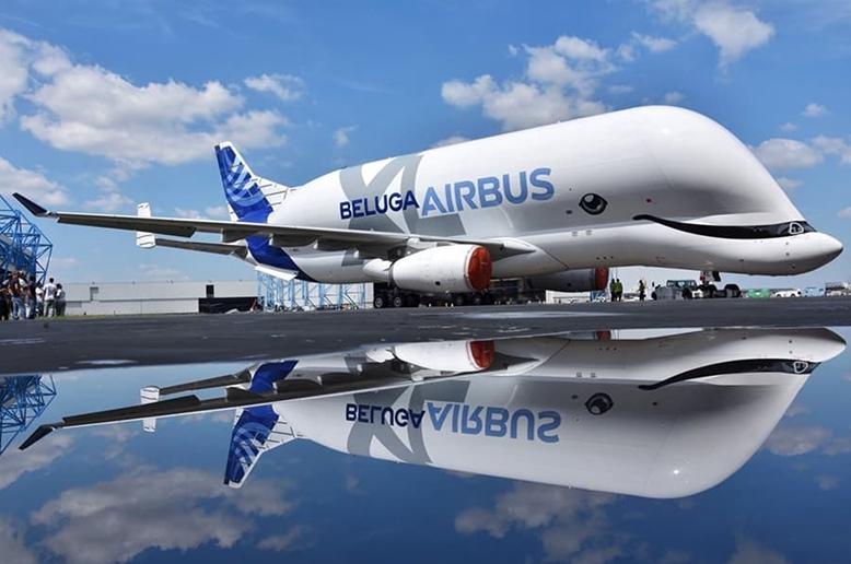 Dipilih dari Desain Terbaik, Begini Penampakan Utuh Airbus BelugaXL