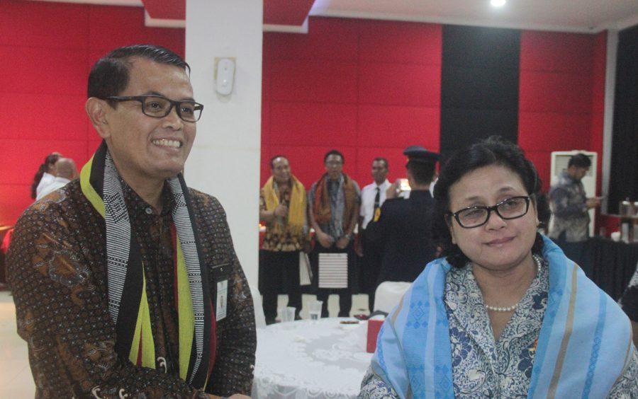 Ketua STPI Capt. Novy: Selain Sri Lanka dan Timor Leste, STPI Akan Didik Siswa dari Malaysia dan Iran