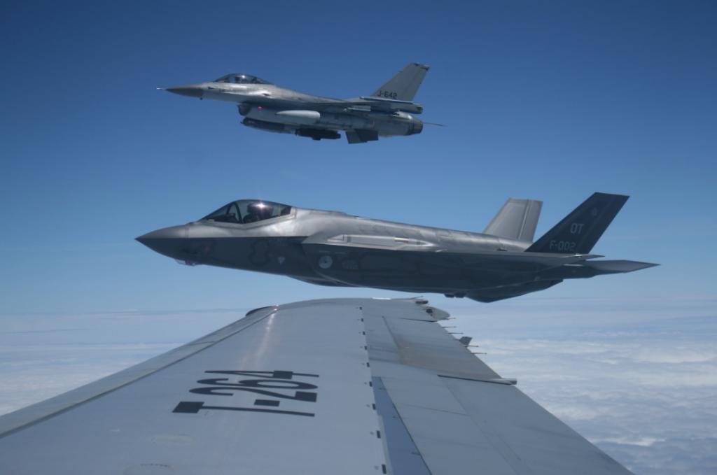 F-35 RNLAF