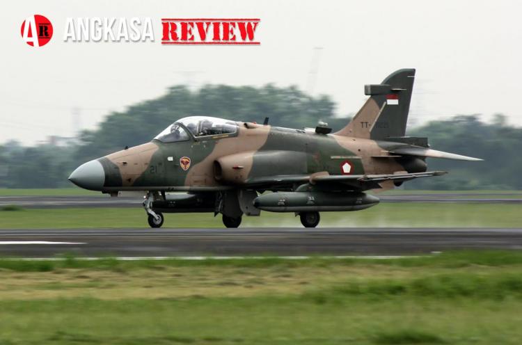 BAE Hawk 209, Cabe Rawit Inggris (Bagian 2 - TNI AU)