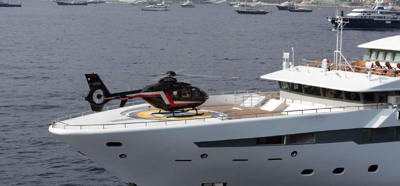 Airbus Pamerkan Helikopter dengan Interior VIP Terbaru