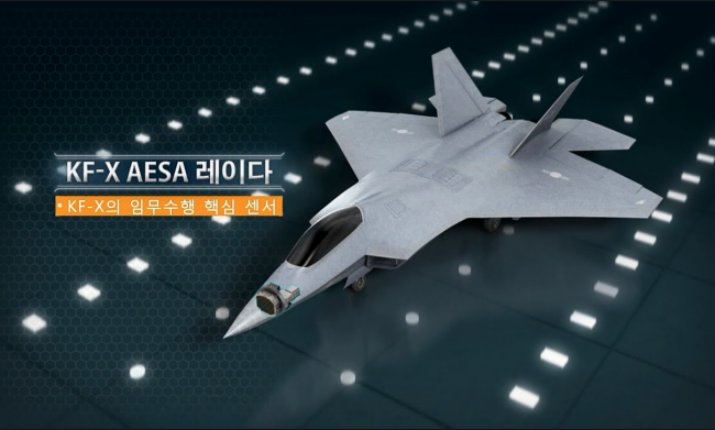 Korea Selatan Targetkan Prototipe Radar AESA untuk KF-X Siap Tahun 2020