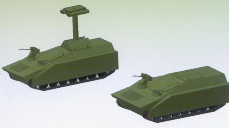 MT-LB Shturm-SM-2, Tank Penghancur Berbasis AFV Amfibi Buatan Ukraina