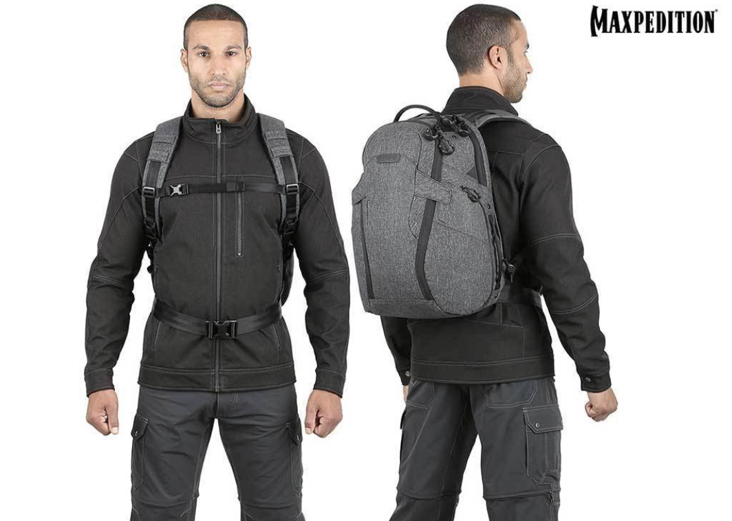 Pilihan Kaum Urban, Tampil Low Profile dengan Maxpedition Entity 23