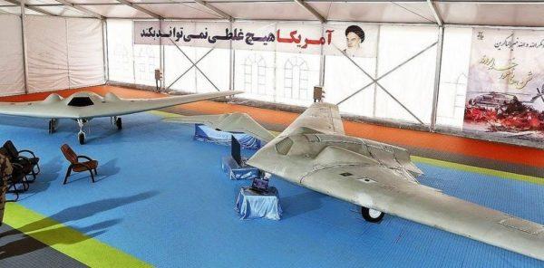 Militer Iran Fokus Kembangkan UAV Dalam Negeri