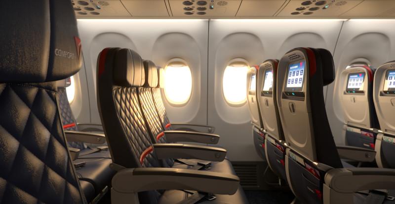 Bagaimana Cara Mendapatkan Kursi dengan Ruang Kaki Lebih Lebar di Pesawat?