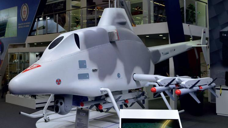 X-01 Strsljen, Tawon Serbia dengan Sengatan ATGM