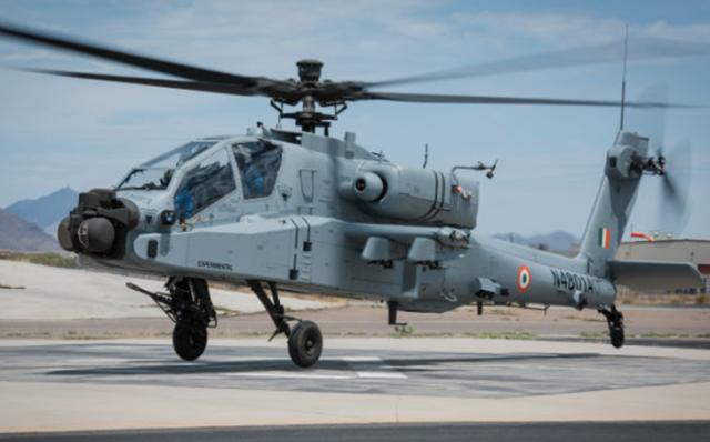 AH-64E India