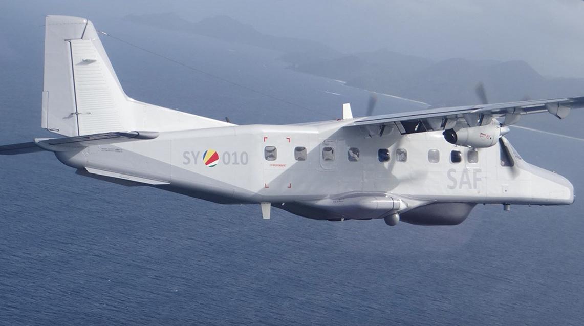 India Donasikan 2 Dornier Do 228 kepada AU Republik Sesel