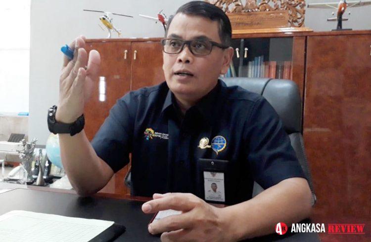 Ketua STPI Capt. Novyanto Widadi, S.AP, M.M