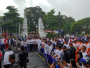 Torch Relay Asian Games, AP II Ajak Warga Banyuwangi Funwalk