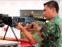 Senjata Baru Hasil Riset Dislitbang TNI AD di Pameran Produk Litbang Pertahanan Kemhan