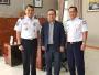 Jajaki Kerja Sama Pelatihan Penerbangan, Direktur Penerbangan Sipil Brunei Kunjungi STPI Curug