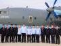 Garda Nasional Republik Kazakhstan Terima Pesawat Angkut Militer Y8F200W dari China