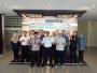 50 Karyawan AirNav Indonesia dan 9 Karyawan DCA Brunei Ikuti Kursus Kompetensi di STPI