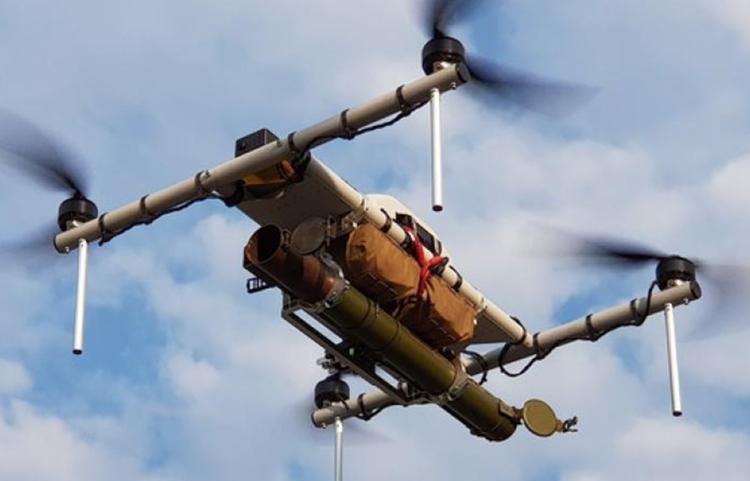 Hadapi Gempuran Darat Pasukan Rusia, Ukraina Siapkan Drone Setan