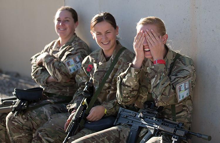 Tentara Wanita