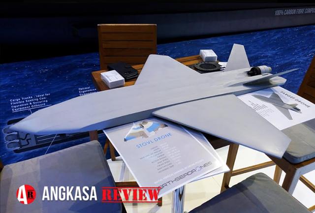 Drone STOVL