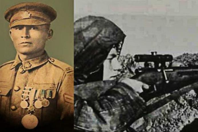 Francis Pegahmagabow, Sniper Suku Indian yang Jadi Kebanggan Militer Kanada
