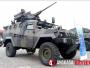 Tampil Perdana, Komodo Pindad Berkubah Senjata CPWS Gen.2