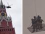 Dua Heli Misterius Melintas di Atas Kremlin, Pasukan Khusus Rusia Sedang Berlatih?