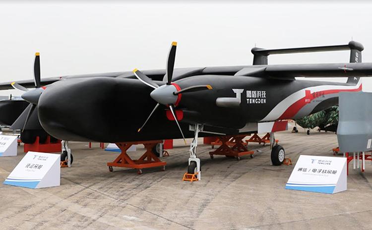 Makin Perkasa, China Kembangkan Drone Kargo Berukuran Jumbo