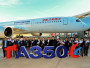 China Eastern Airlines Terima Pesawat Pesanan A350-900 Pertama Mereka