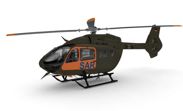 H145 LUH SAR