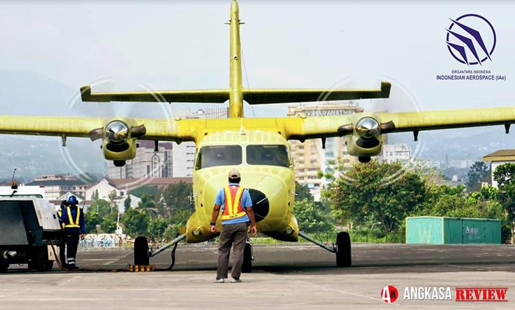 Purwarupa ke-2 Pesawat N219 'PK-XDP' Segera Jalani Penerbangan Perdana