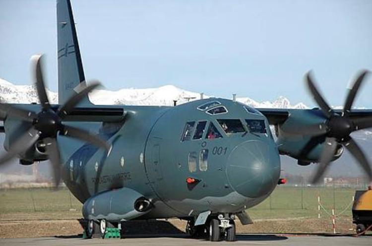 Pernah Diajukan TNI AU, C-27J Spartan dengan Teknologi Terbaru Terbang Perdana