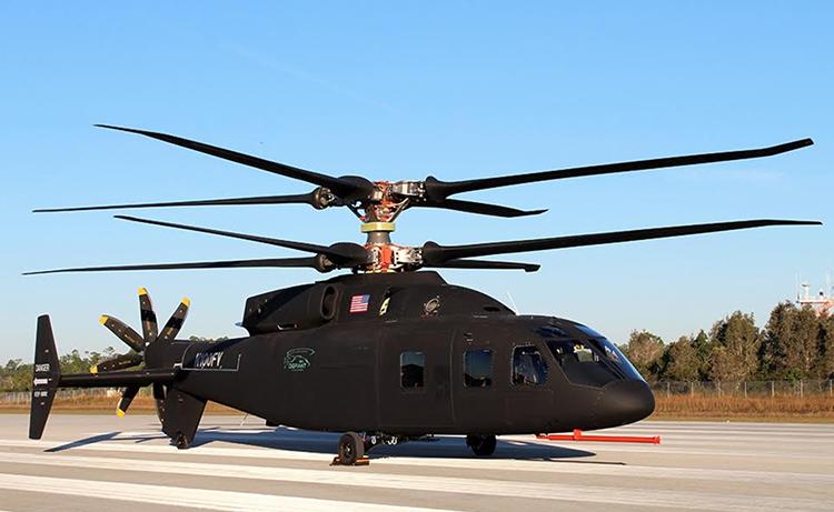 Lama Dinanti, Tim Sikorsky-Boeing Luncurkan Helikopter Multiperan Supercepat SB>1 Defiant