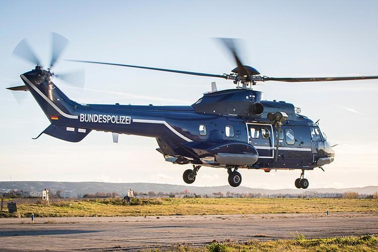 Tambah Lagi Super Puma, Polisi Federal Jerman Operasikan 90-an Helikopter Buatan Airbus