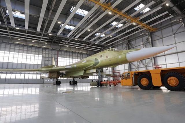 Tu-160 upgraded